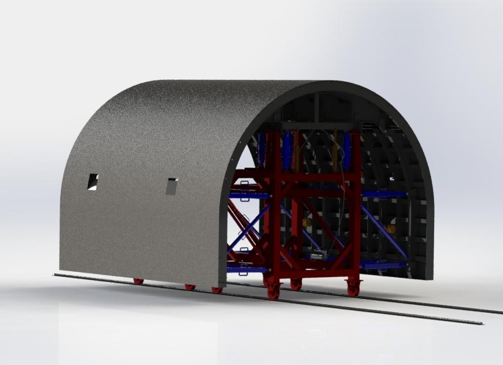 Tunel Formwork