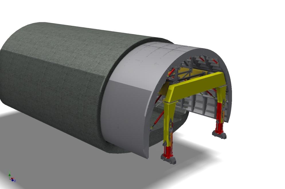 tunnel formwork1